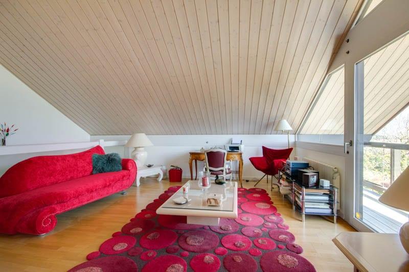 POISY - Magnifique maison ossature bois de 5 pièces avec jacuzzi