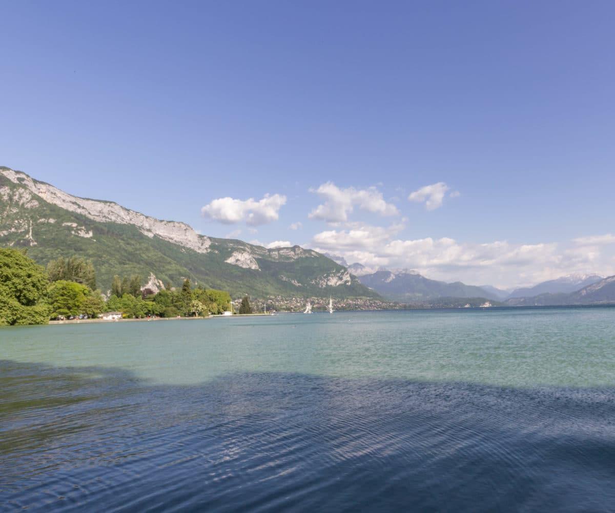 Immobilier du lac d'Annecy