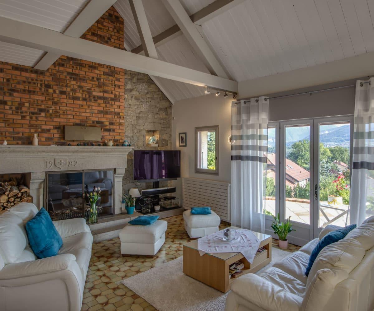 Villa salon à vendre à Argonay