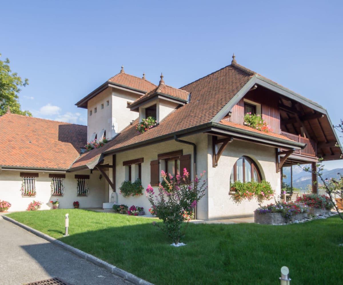 Villa 5 pièces à Argonay