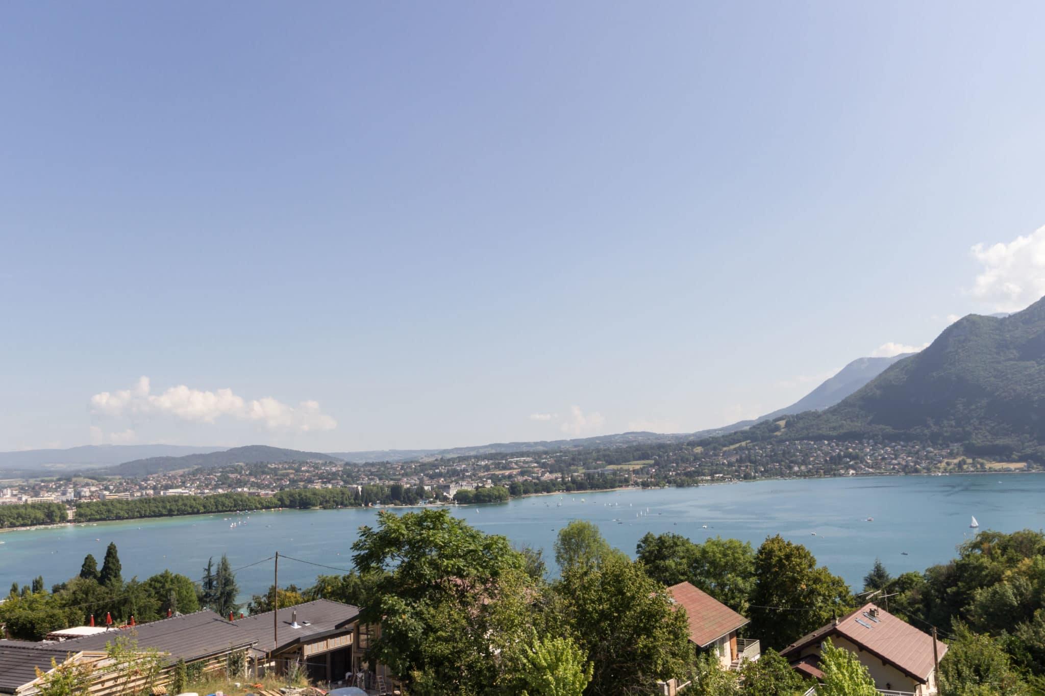 Annecy Centre - Maison Vue Panoramique Sur Le Lac Et Les Montagnes