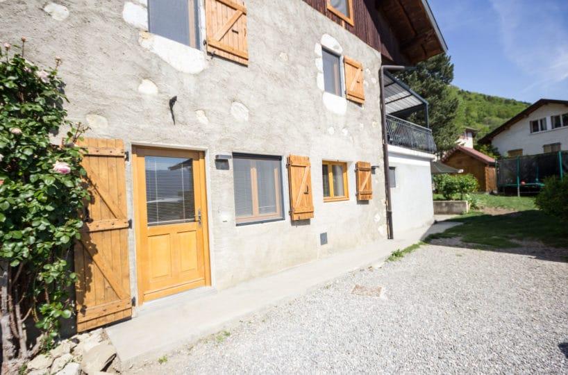 Maison de village Veyrier-du-Lac Annecy